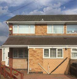 Thumbnail 3 bedroom semi-detached house for sale in Woodridge, Birmingham, West Midlands