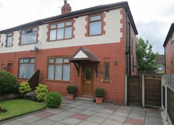 Thumbnail 3 bedroom semi-detached house to rent in Wemyss Avenue, Stockport