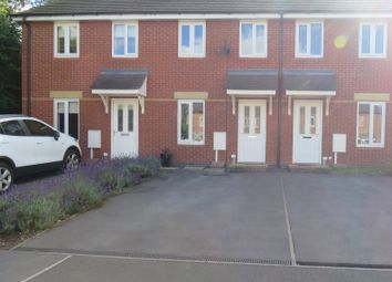 Thumbnail 2 bed terraced house for sale in Albans Court, Forest Town, Mansfield