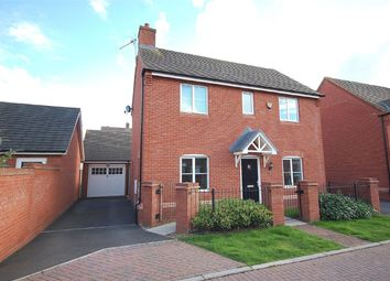 Thumbnail 3 bed detached house to rent in Alamein Way, Lichfield