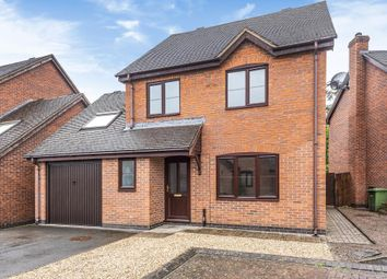 Thumbnail 4 bed detached house to rent in Banley Drive, Kington