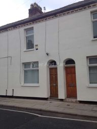Thumbnail 2 bedroom terraced house to rent in Cambria Street, Liverpool