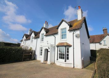 Thumbnail 4 bed semi-detached house for sale in Middle Road, Lytchett Matravers, Poole
