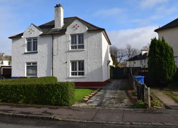 Thumbnail 2 bed semi-detached house for sale in Balgonie Road, Mosspark, Glasgow