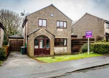 Thumbnail 4 bedroom detached house for sale in Delves Wood Road, Huddersfield