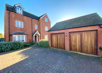 5 bed detached house for sale in Oxenhope Way, Broughton, Milton Keynes MK10