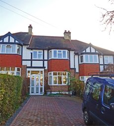 Thumbnail 3 bed terraced house to rent in Pickhurst Rise, West Wickham