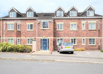 Thumbnail 2 bed flat for sale in Rectory Close, Wombwell, Barnsley