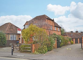 Thumbnail 3 bed detached house for sale in Brox Road, Ottershaw, Chertsey