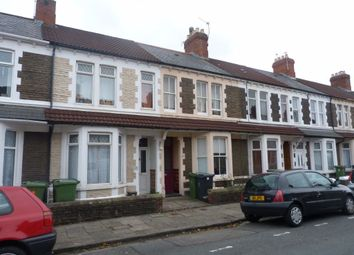 Thumbnail 3 bedroom property to rent in Brithdir Street, Cathays, ( 3 Beds )