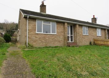 Thumbnail 2 bed semi-detached bungalow for sale in Beech Hill Road, Tidworth
