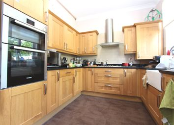 Thumbnail 3 bed flat to rent in Lodge Drive, Palmers Green, London