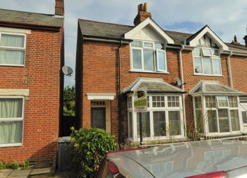 Thumbnail 2 bed end terrace house to rent in Carr Avenue, Leiston