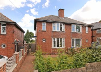 Thumbnail 3 bed semi-detached house for sale in Thorpe House Rise, Sheffield