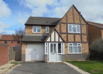 Thumbnail 4 bed detached house for sale in Woodbine Drive, Muxton, Telford