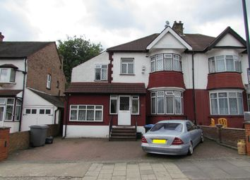 Thumbnail 7 bed semi-detached house for sale in Braemar Avenue, Wembley