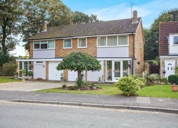 Thumbnail 4 bedroom semi-detached house for sale in Leaders Way, Newmarket