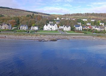 Thumbnail 3 bed terraced house for sale in Shore Road, Innellan, Dunoon, Argyll And Bute