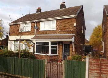 2 bed semi-detached house for sale in Falcon Crescent, Clifton, Swinton, Manchester M27