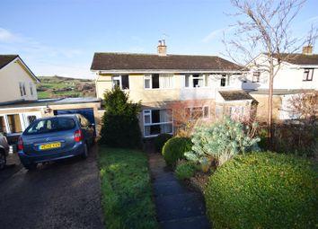 Thumbnail 3 bed semi-detached house for sale in Glen Park Crescent, Kingscourt, Stroud