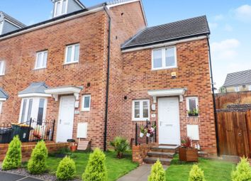 Thumbnail 2 bed terraced house for sale in Elgar Close, Newport