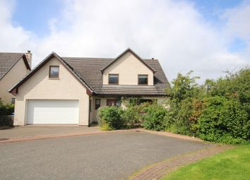 5 bed detached house for sale in 12 Woodside Gardens, Westhill, Inverness IV2