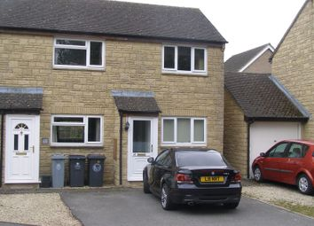 Thumbnail 1 bed terraced house to rent in Burwell Meadow, Witney