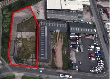 Thumbnail Land for sale in Stephens Way, Wigan