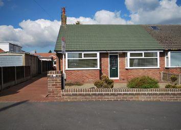 Thumbnail 2 bed semi-detached bungalow to rent in Tarnbrick Avenue, Freckleton, Preston, Lancashire