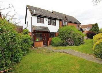 Thumbnail 3 bed detached house for sale in Hastoe Close, Yeading