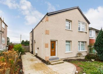 Thumbnail 3 bed flat for sale in Croftburn Drive, Glasgow, Lanarkshire