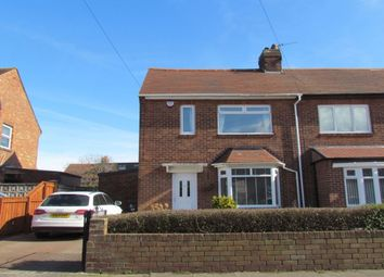Thumbnail 2 bed semi-detached house for sale in Beal Drive, Forest Hall, Newcastle Upon Tyne