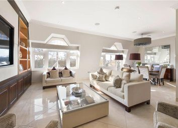 Burton Court, Franklins Row, London SW3. 3 bed flat for sale