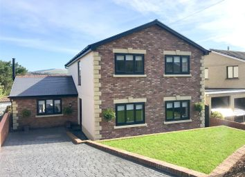 Thumbnail 5 bed detached house for sale in Bryncatwg, Cadoxton, Neath