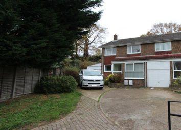 Thumbnail 4 bed property for sale in Estridge Close, Bursledon, Southampton