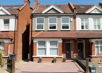 Thumbnail 5 bedroom semi-detached house for sale in Cleveland Road, New Malden