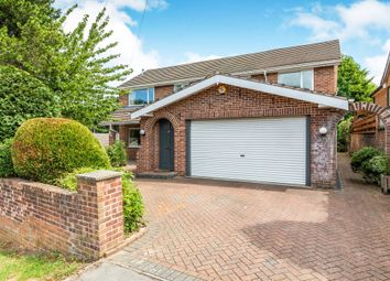 Thumbnail 6 bed detached house for sale in Selby Close, Walton, Chesterfield