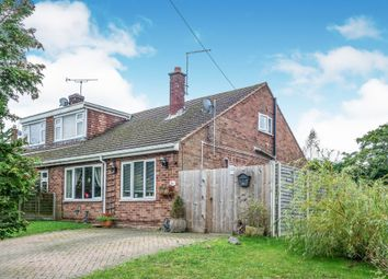 Thumbnail 2 bed semi-detached house for sale in Malt Mill Close, Kilsby, Rugby