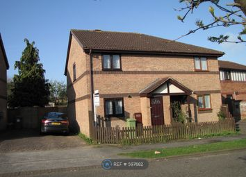 Thumbnail 3 bedroom semi-detached house to rent in Stafford Grove, Shenley Church End, Milton Keynes