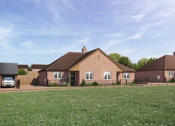 Thumbnail 2 bedroom bungalow for sale in Bransford Road, Rushwick, Worcester