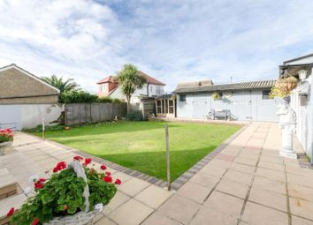 Thumbnail 3 bedroom detached bungalow for sale in Queens Road, Lancing, West Sussex