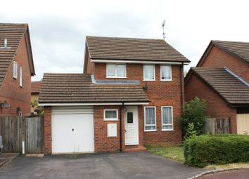 Thumbnail 3 bed detached house to rent in Frieth Close, Earley, Reading, Berkshire