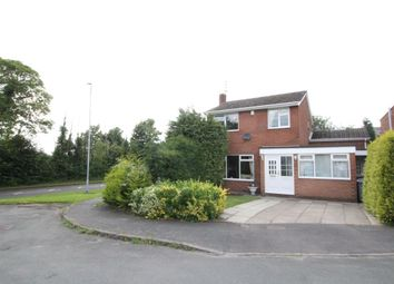 Thumbnail 3 bed detached house for sale in Keswick Court, Congleton