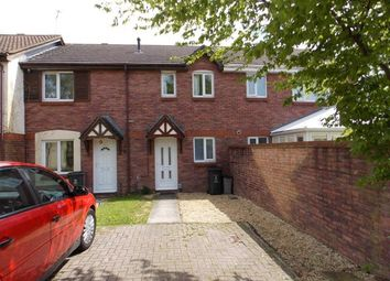 Thumbnail 2 bed terraced house to rent in Fenland Close, Middleleaze, Swindon