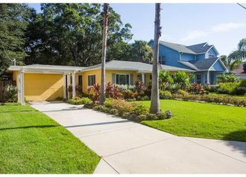 Thumbnail 3 bed property for sale in 4019 West Vasconia Street, Tampa, Florida, United States Of America