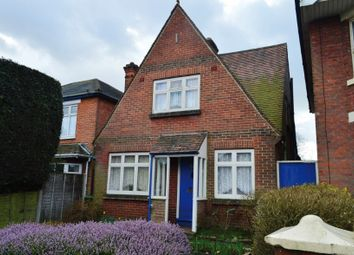 Thumbnail 2 bedroom detached house for sale in Langhorn Road, Swaythling, Southampton, Hampshire