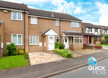 Thumbnail 2 bed terraced house for sale in Waveney Road, St. Ives, Huntingdon
