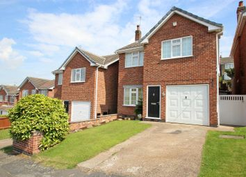 Thumbnail 4 bedroom detached house for sale in Houldsworth Rise, Arnold/Redhill Border, Nottingham
