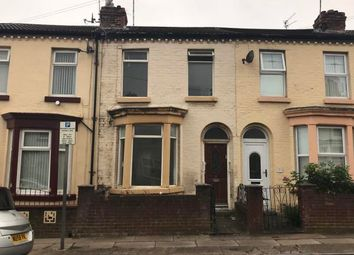 Thumbnail 2 bed terraced house for sale in Roxburgh Street, Liverpool