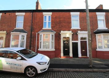 Thumbnail 3 bed terraced house to rent in Fazackerley Street, Ashton-On-Ribble, Preston